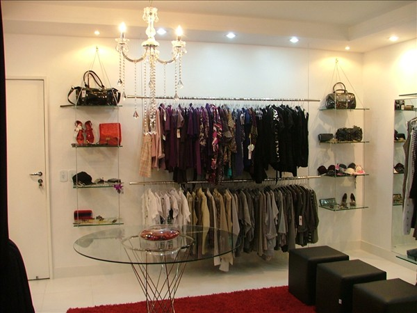decoracao de interiores de lojas de roupas ? Doitri.com