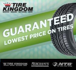 Tire Kingdom Locations on Tire Kingdom