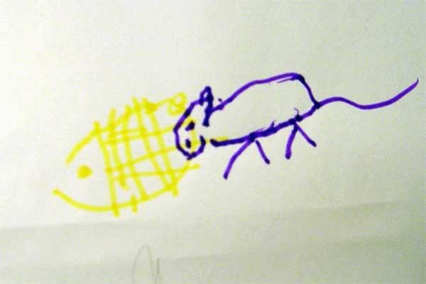 小萝卜画画 乖萝卜头的日志 网易博客