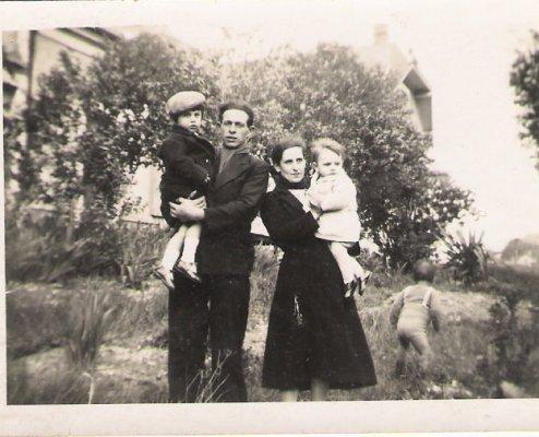 Jean - Jeanne les 2 garçons, avril 1940