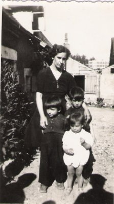 Jeanne et ses 3 garçons