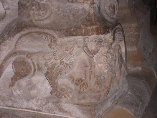 détail pilier
