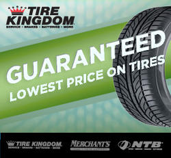 Tire Kingdom Locations on Tire Kingdom