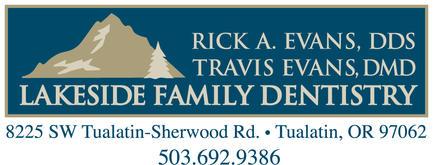 Lakeside Family & Cosmetic Dentistry | 8225 SW Tualatin Sherwood Rd, Tualatin, OR, 97062 | +1 (503) 692-9386